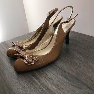Etienne Aigner Sling Back Shoes 7.5